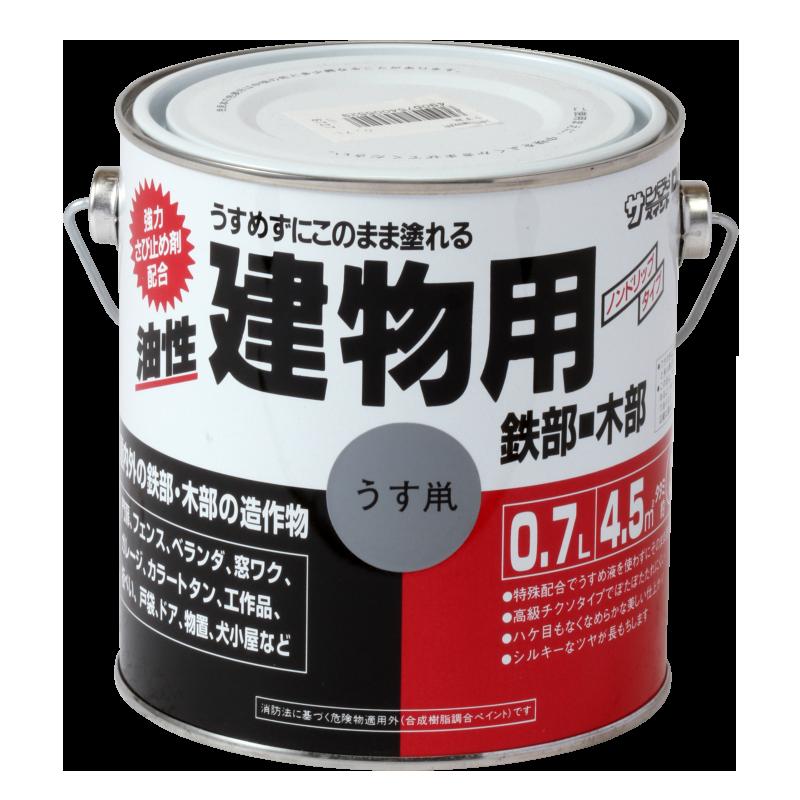 油性 建物用 油性多目的塗料(チクソタイプ)